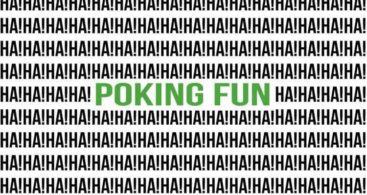 pokingfungreen