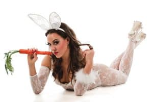 rabbit girl sexy
