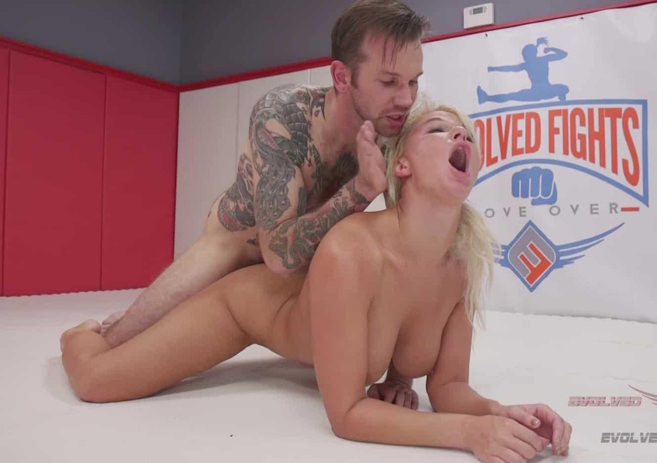 Evolved Fights Porn